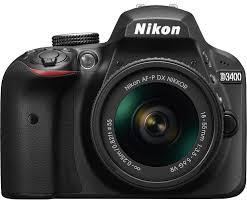 Recommended Nikon D3400 Settings