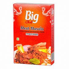 <b>Смесь специй Big</b> Chef Приправа для мяса 100г Индия в Глобус ...