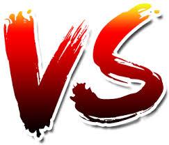 「vs」の画像検索結果