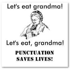 Happy National Punctuation Day! | LOL! | English teacher humor ...