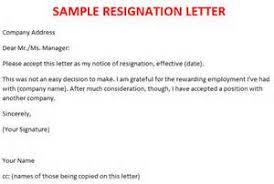 one month notice letter informatin for letter resignation letter template one month notice cover letter format