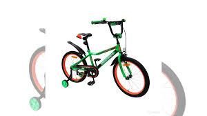 Детский <b>велосипед Avenger Super Star</b> 18 (зеленый) купить в ...
