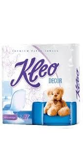 <b>Бумажные полотенца</b> МЯГКИЙ ЗНАК <b>KLEO DECOR</b> 2 слоя 2 ...