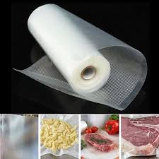 <b>Multi</b>-<b>size Rolls</b> Vacuum Bag Sealer Reusable Kitchen Food Saver ...