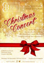 croydon bach choir christmas concert st matthew s dec inside croydon bach choir christmas concert st matthew s dec 3 inside croydon