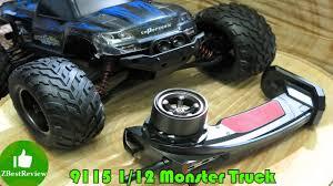 9115 (GP S911) Самый Дешевый Monster 2WD, 1:12. Unboxing ...