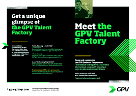 career at gpv talent factory live 4 and 5