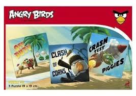 <b>Набор пазлов Hatber</b> Angry Birds (49ПЗ5_12721) — <b>Пазлы</b> ...
