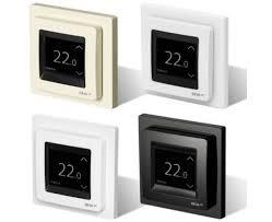 Купить <b>терморегулятор</b> теплого пола <b>DEVIreg</b>™ <b>Touch</b> (полярный ...