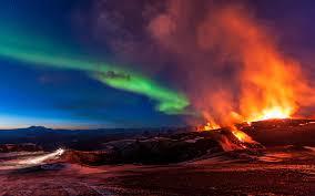 Resultado de imagem para vulcão Katla
