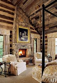 lodge interior design designs decor rustic bedroom suzanne kasler interiors interior designer