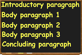 definition and examples of five paragraph essays