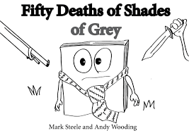 news andy wooding andy wooding film tv comedy music page  fifty deaths of shades of grey