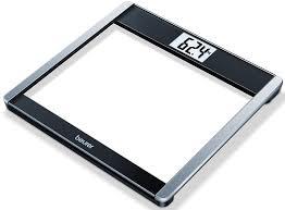 <b>Весы напольные электронные</b> Beurer <b>GS</b> 485, прозрачный