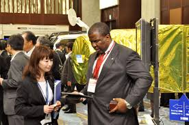 2 000 attend africa resources confab the times networking attendants at the two day sustainable mining investment and technology business
