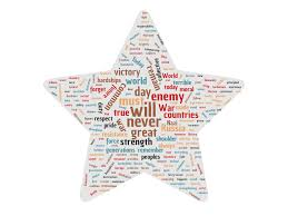 out allies or when russia alone liberated europe image blogit word cloud of the 2012 vd speech wordclouds