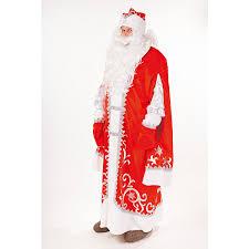 """<b>Карнавальный костюм Пуговка</b> """"Дед Мороз Премиум"""", купить по ..."""