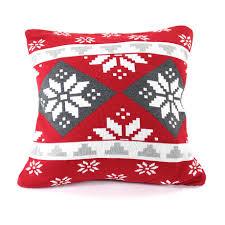 <b>Подушка с орнаментом</b> christmas story из хлопка — купить по ...