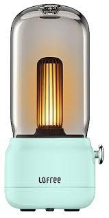 Ночник <b>Lofree Candly Ambient</b> Lamp (бирюзовый) купить по цене ...