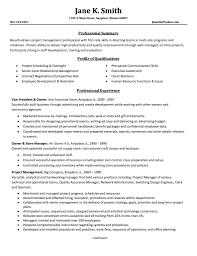 management skills resume getessay biz management example in management skills example sample leadership skills in management skills