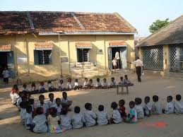 short essay on village schools