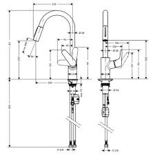 <b>Hansgrohe Focus</b> 31815800 для кухни выдвижной излив ...