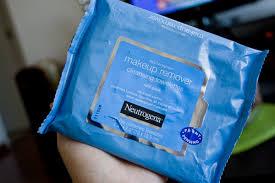 Resultado de imagen para toallitas desmaquillantes neutrogena