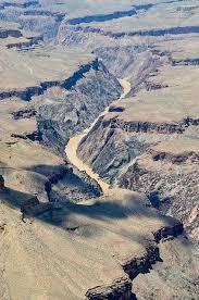 The Grand Canyon and Sedona  Haze