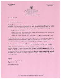 book fair letter from principal arakaki pauoa elementary school post navigation