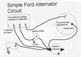 delco alternator wiring diagram external regulator delco testing external regulator hot rod forum hotrodders bulletin on delco alternator wiring diagram external regulator