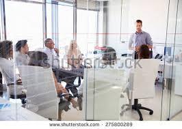 business meeting in a modern office business office modern