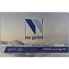<b>Картридж</b> NV-Print CE253A / <b>Canon 723</b> Пурпурный (Magenta ...