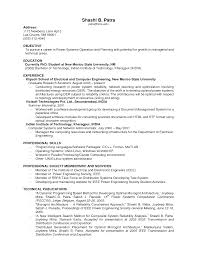resume example for college students no experience cover letter example of resume for college students no