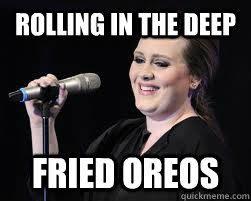 Fat Adele memes | quickmeme via Relatably.com