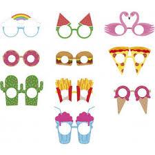 <b>Бумажные очки для вечеринок</b> Doiy Crazy glasses в ...