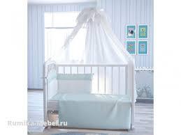 <b>Комплект</b> в кроватку <b>Fairy</b> Сладкий сон 7 предметов - купить в ...
