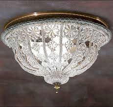 round crystal ceiling lighting fixture ceiling lighting fixtures