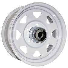 <b>Диск</b> колесный <b>Trebl Off</b>-<b>road</b> 01 8x15/6x139.7 D108.7 ET16 White