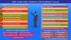 how to become a personal development coach personality how to become a personal development coach