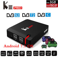 (25% Off) Comprar <b>Mecool</b> Kiii Pro <b>DVB</b> S2 <b>DVB</b> T2 <b>DVB</b> C ...