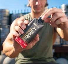 Optimum Nutritions Debuts <b>Gold Standard 100</b>% Whey Protein Drink ...