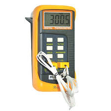 <b>R</b>-Tek RT- <b>6802</b> Thermocouple Thermometer, Rs 2520 /unit ...