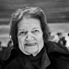 Helen Thomas A women who broke every possible barrier in the world of journalism eventually becoming the Dean of the White House Press Corps died at age of ... - helen-thomas