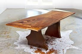 wood slab dining table beautiful:  wood slab dining table live edge