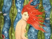 100 <b>RED HAIRED MERMAID</b> ideas | <b>mermaid</b>, <b>mermaid</b> art ...