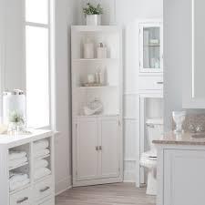 Bathroom Tower Storage Details About Bathroom Linen Cabinet Tower Corner Bath Storage