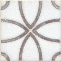 <b>Вставка</b> Kerama Marazzi <b>Амальфи</b> орнамент коричневый <b>9</b>,<b>9х9</b>,<b>9</b> ...