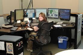 employmenttechnical work  dispatcher at work