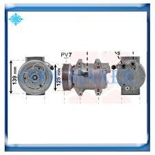 <b>DKS17D</b> Ac <b>Compressor</b> For Nissan Cabstar <b>Renault</b> Maxity ...
