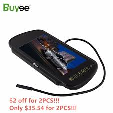 <b>Buyee</b> 7 inch TFT LCD HD <b>CAR</b> MIRROR MONITOR Rearview ...